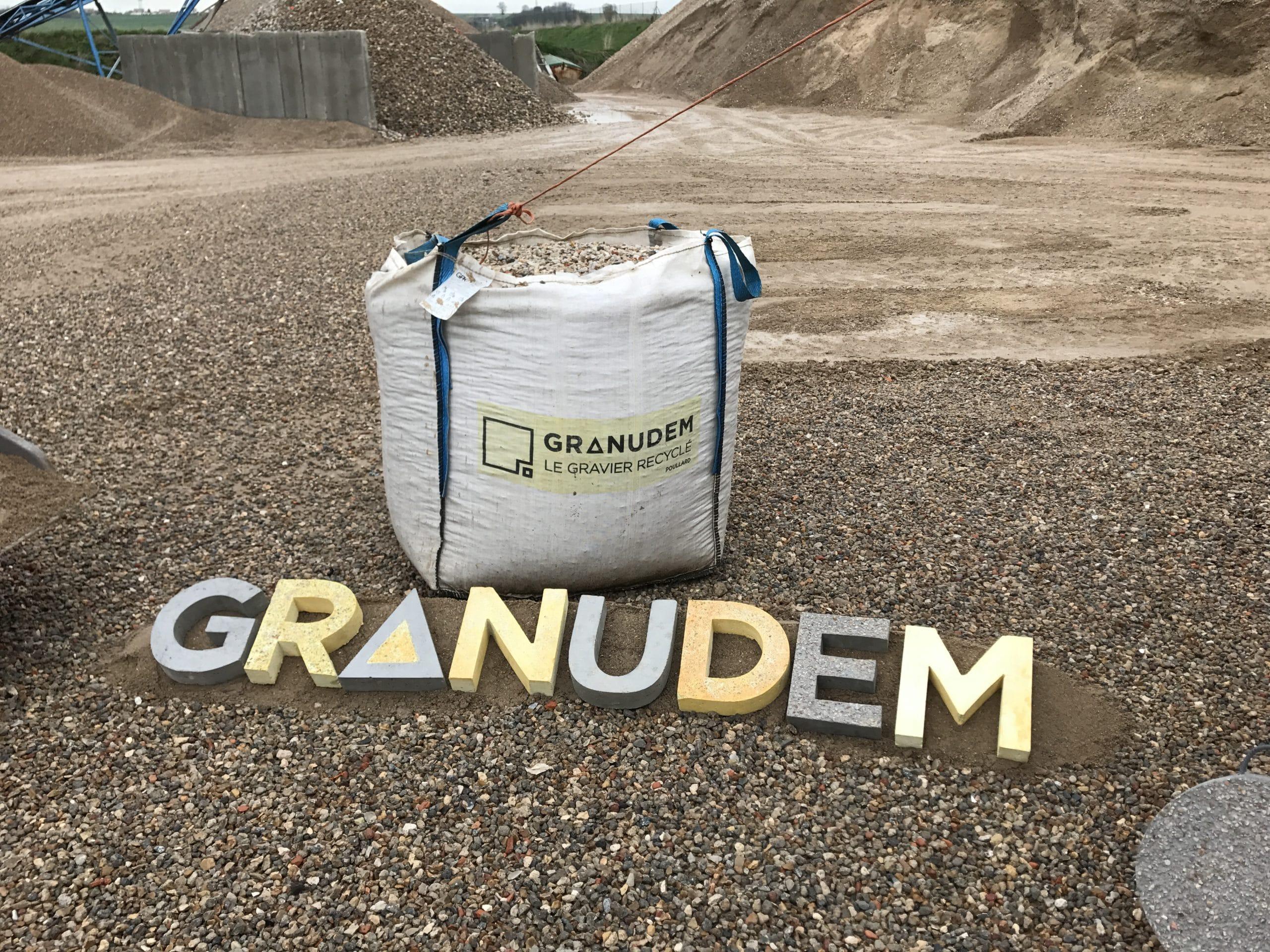 Granudem - Granulats et bétons recyclés - Site de transformation à Poisvilliers - 6