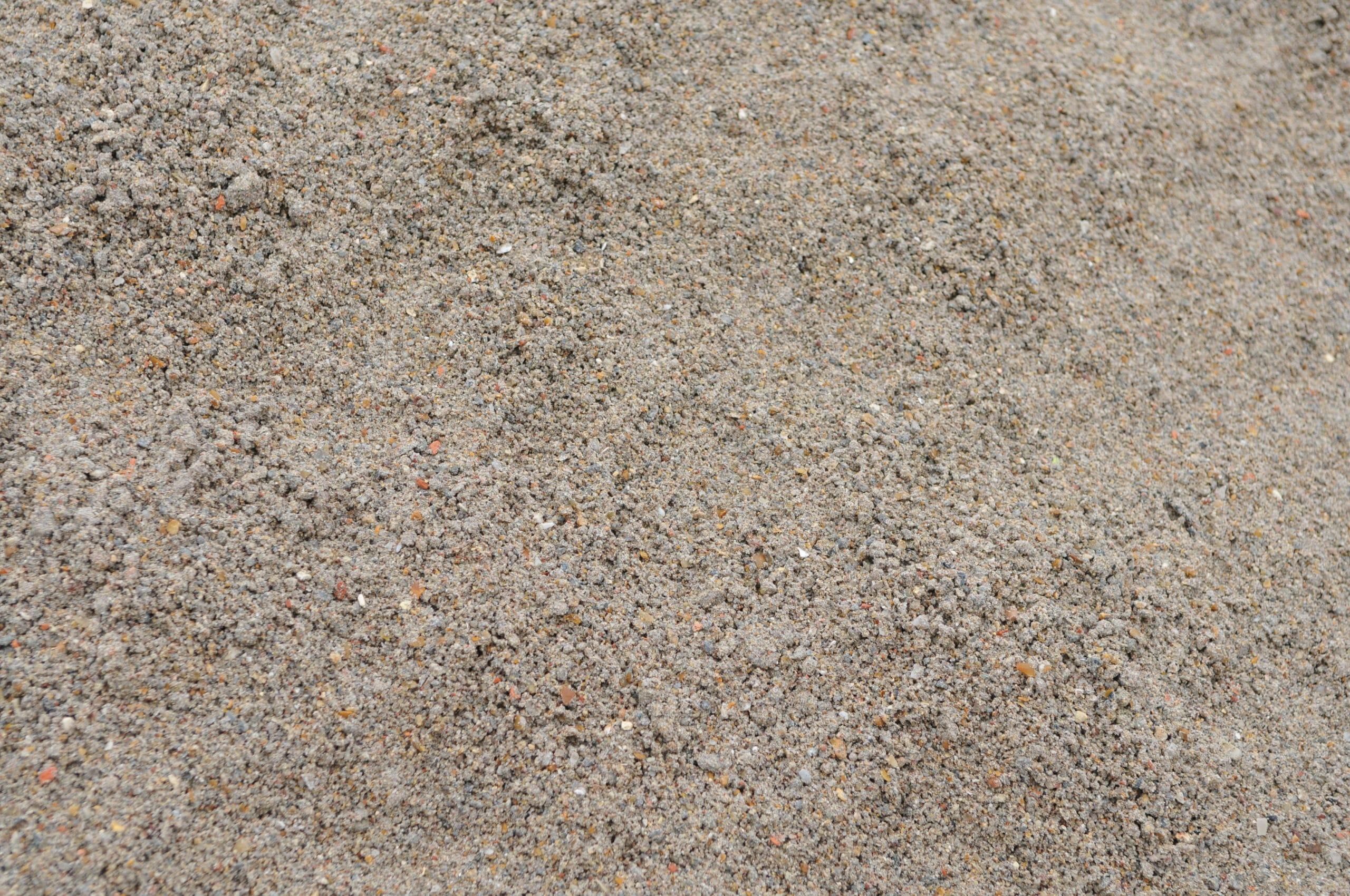Granudem - Granulat et béton recyclés - Sable recyclé - Photo du sable recyclé et lavé - 3